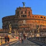 Italie-Rome-Chateau-saint-ange