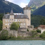 France-Alpes-Annecy-chateau