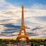 France-Paris-Tour-Eiffel