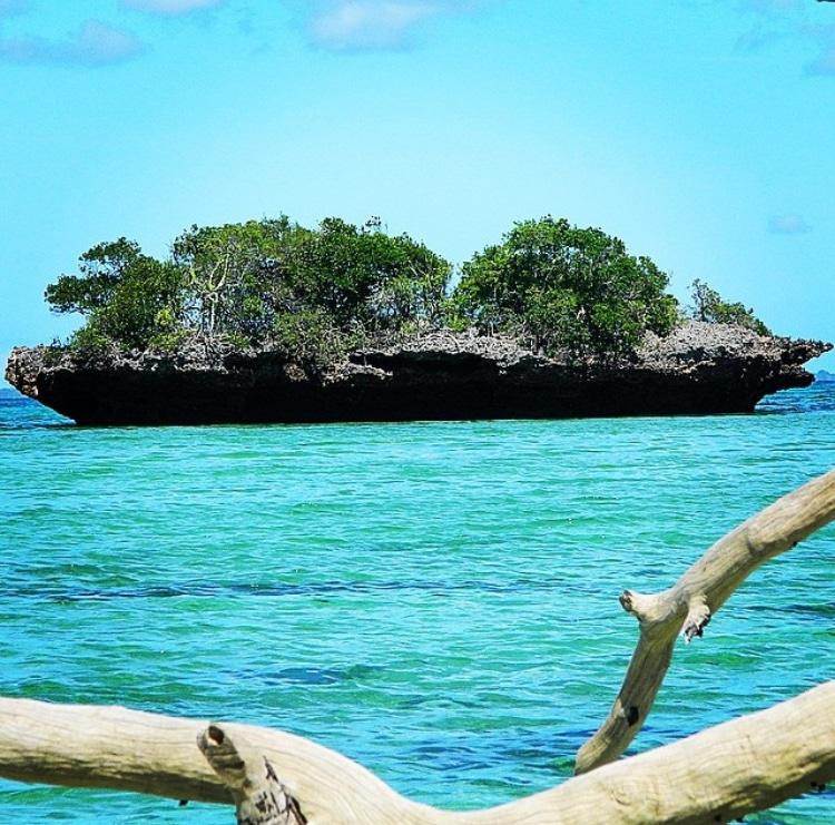 eau turquoise Zanzibar road trip afrique
