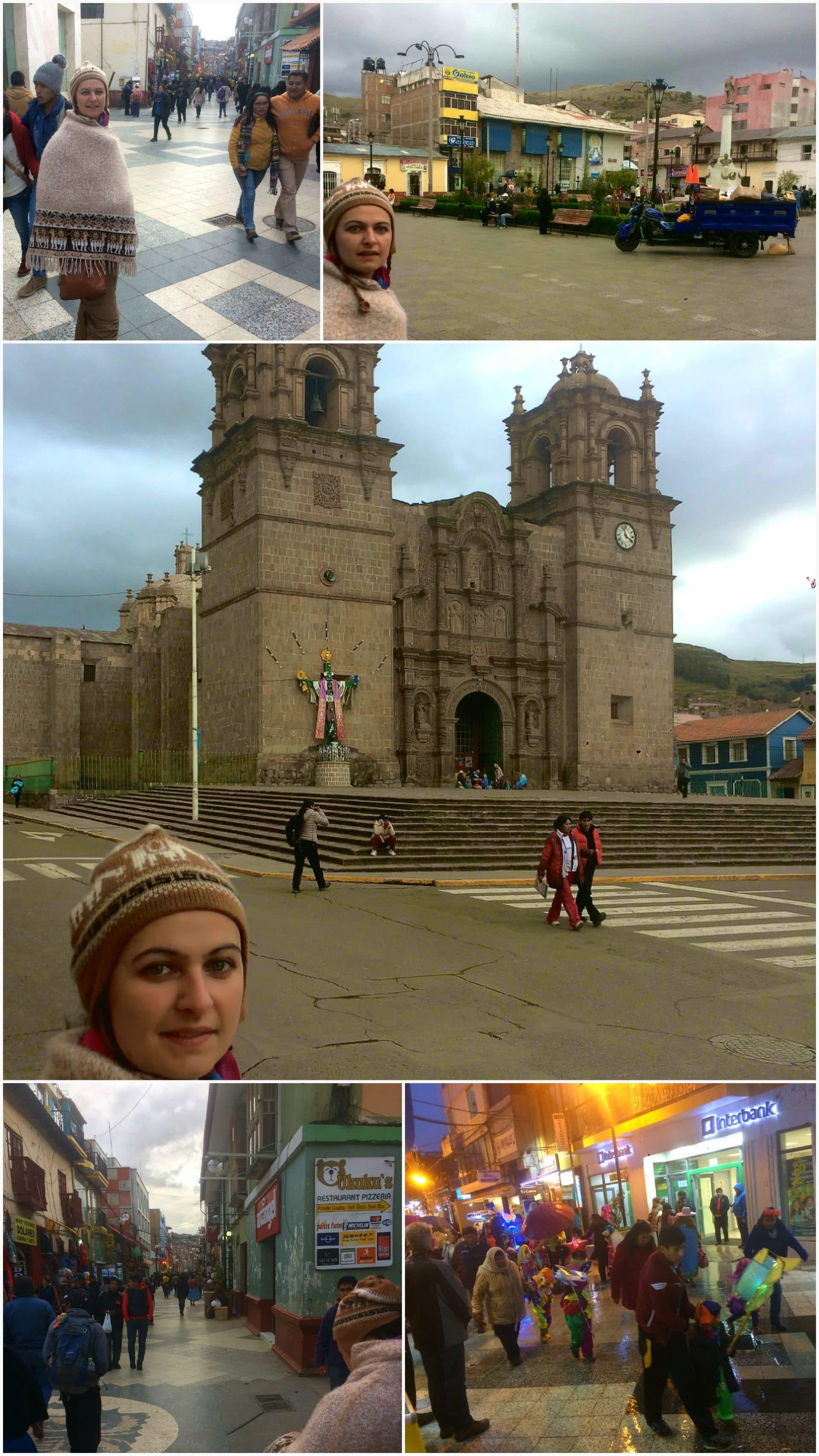 Visite de Puno