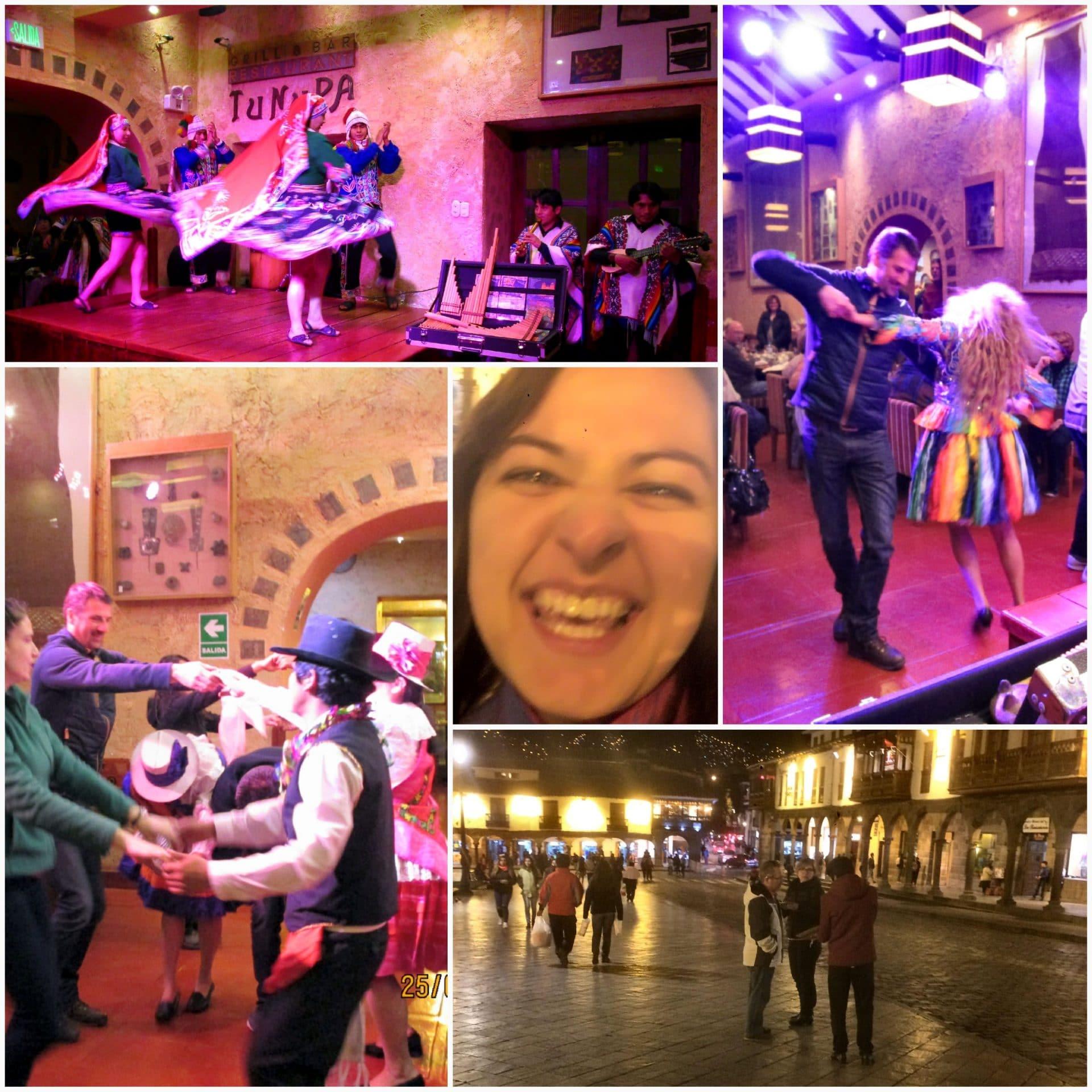 Danses traditionnelles à Cusco