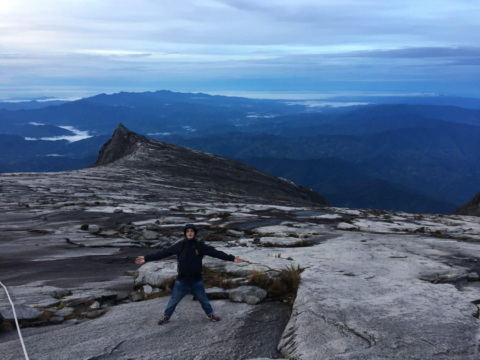 Ascension du Mont Kinabalu