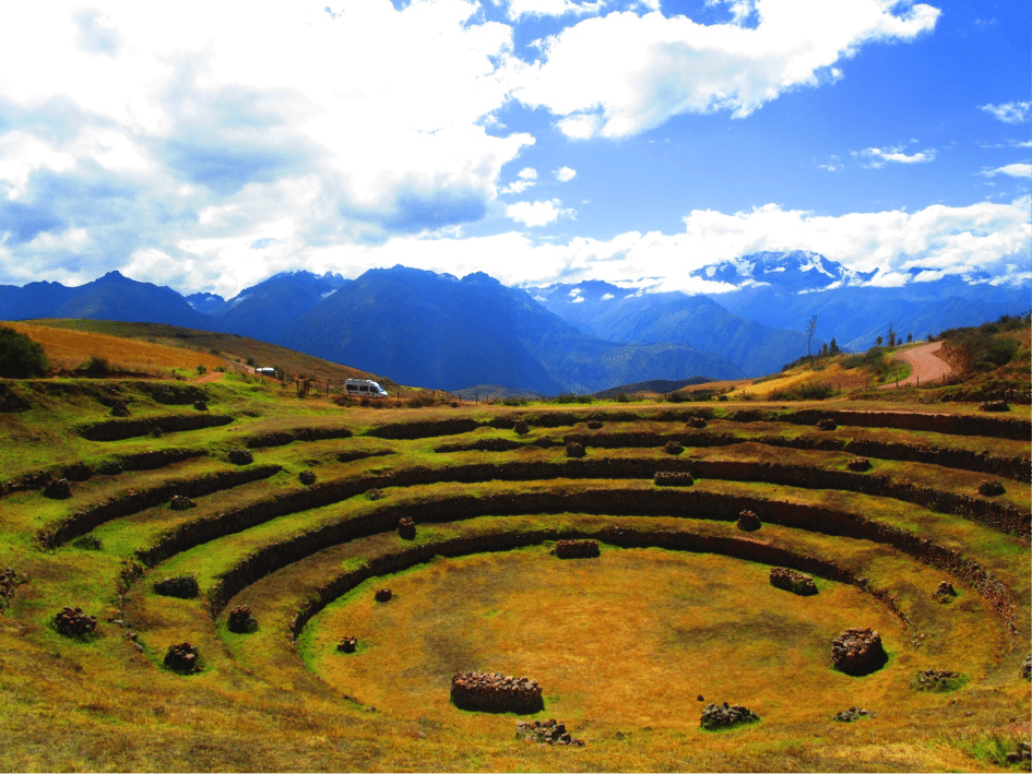 site archéologique de Moray