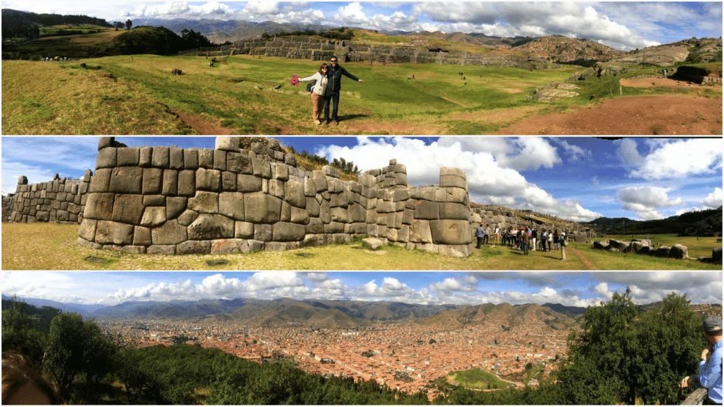 Visite de Sacsayhuaman