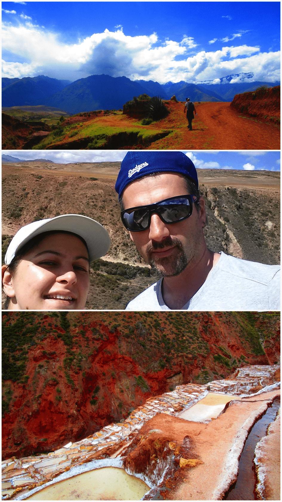 randonnéedans la cordillère de Vilcabamba