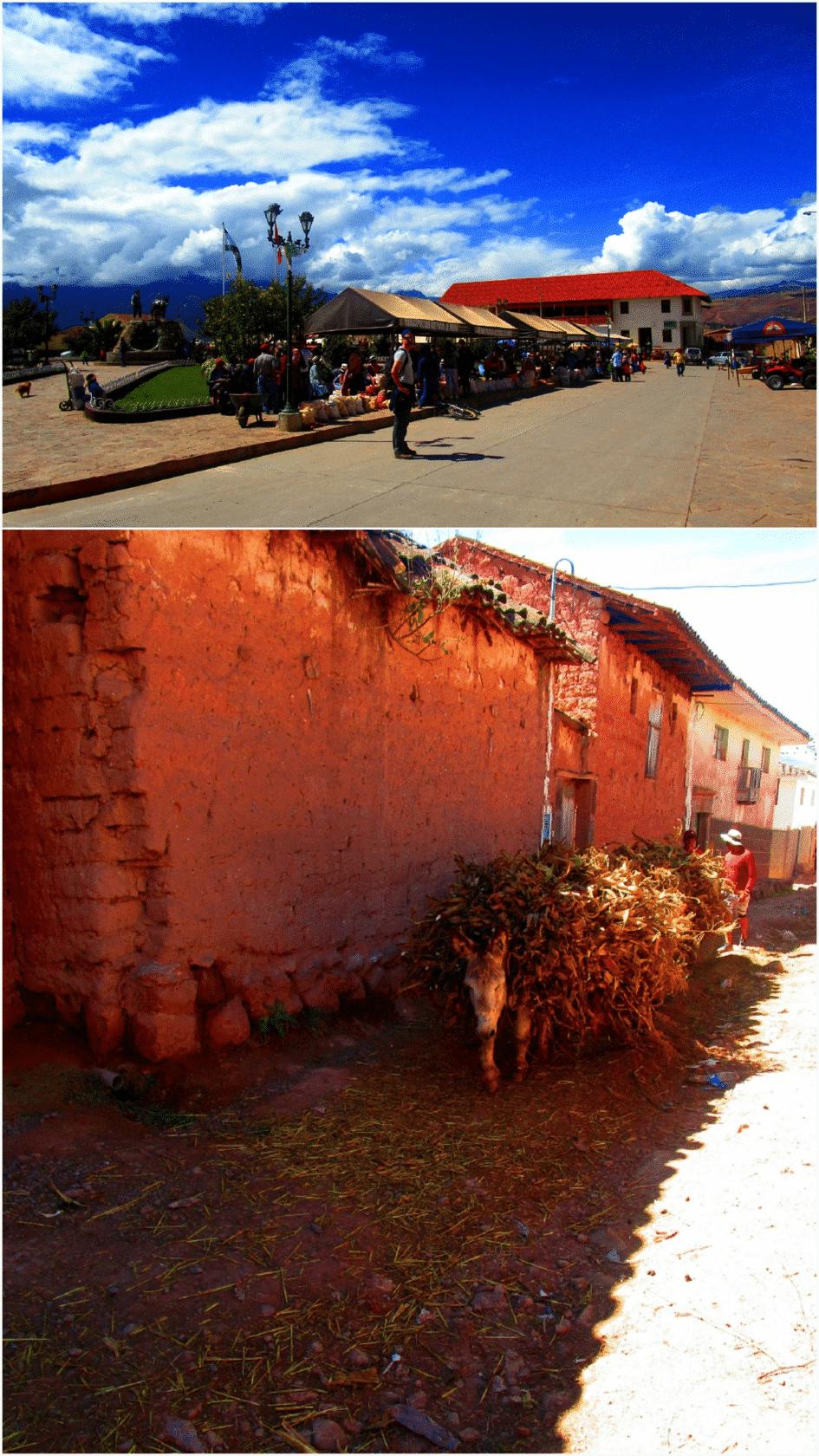 village typique de Maras