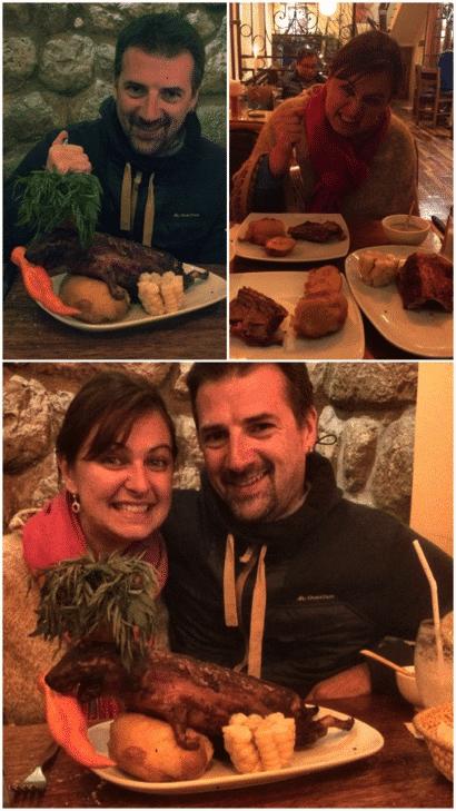 restaurant cochon d'inde roadtrip au pérou