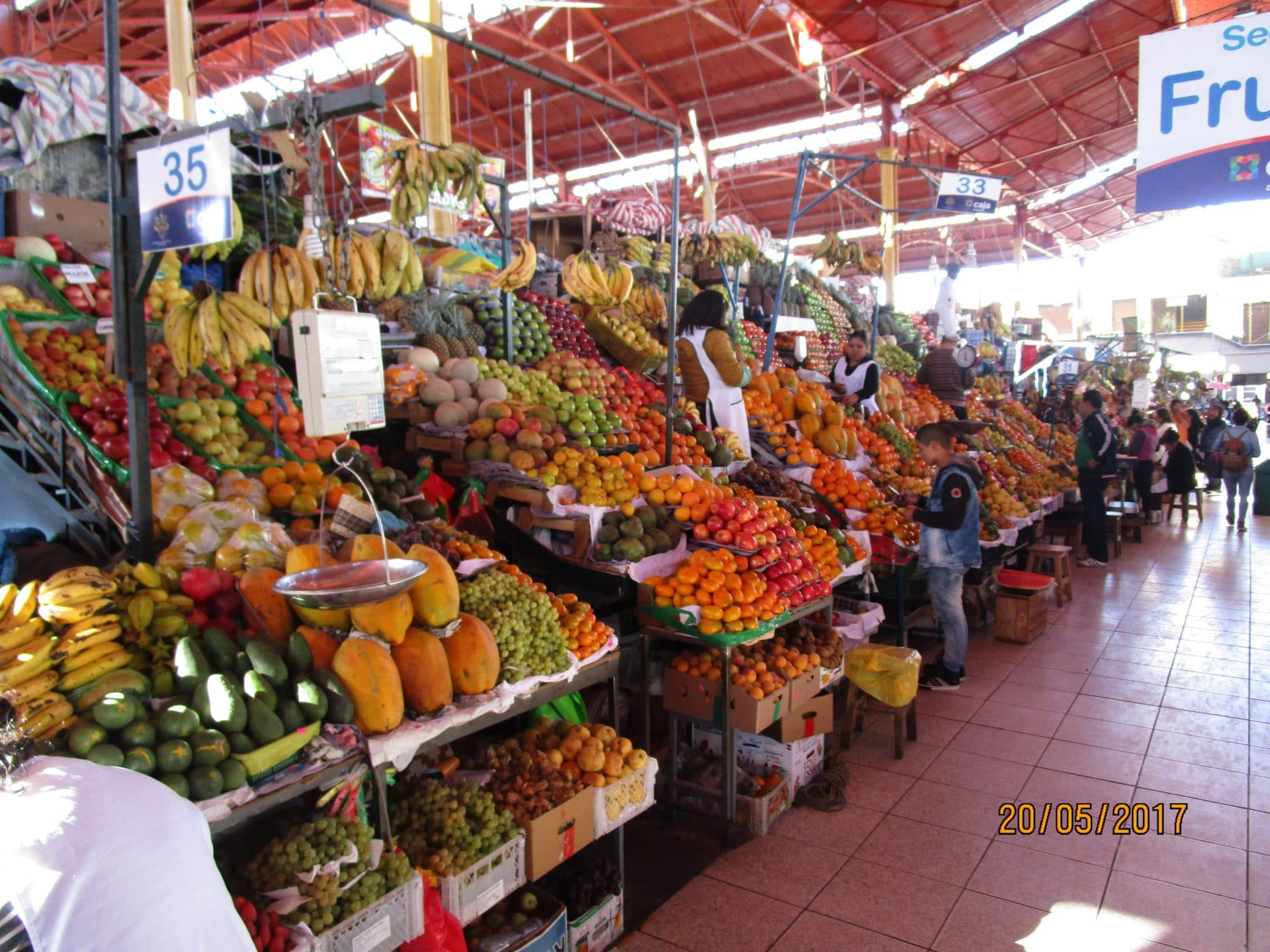 marché d'arequipa