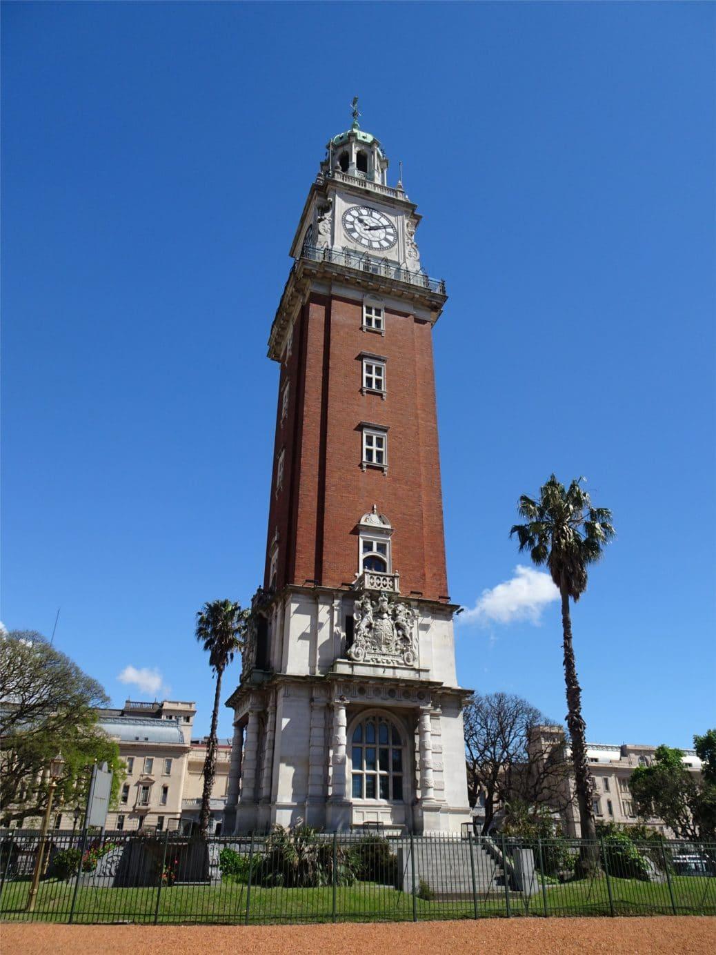 Voyage à Buenos Aires torres monumental
