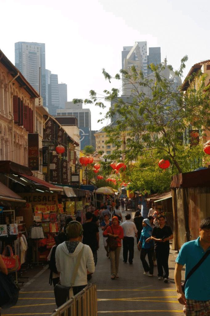 Singapour, cosmopolite dans l'âme