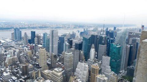 Un New York grandiose