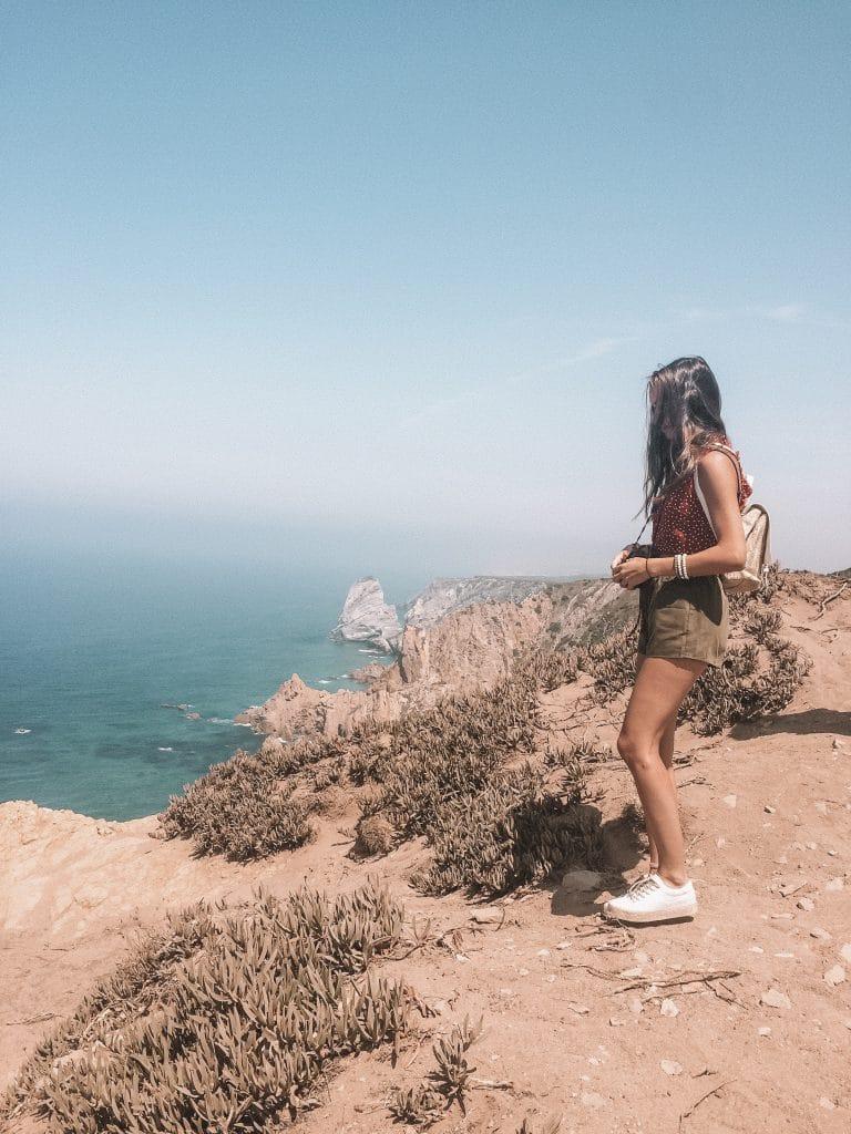 Randonnée Cabo da Roca au Portugal