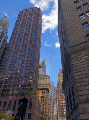 Une semaine à New York