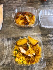 repas américain