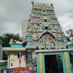 Temple Hindouiste Singapour