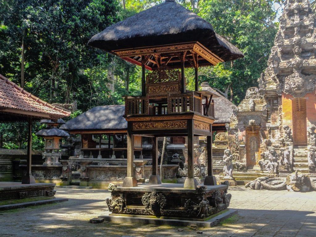 Ubud, Une ville nature