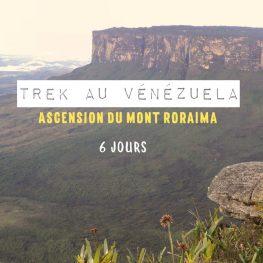 trek roraima venezuela goyav