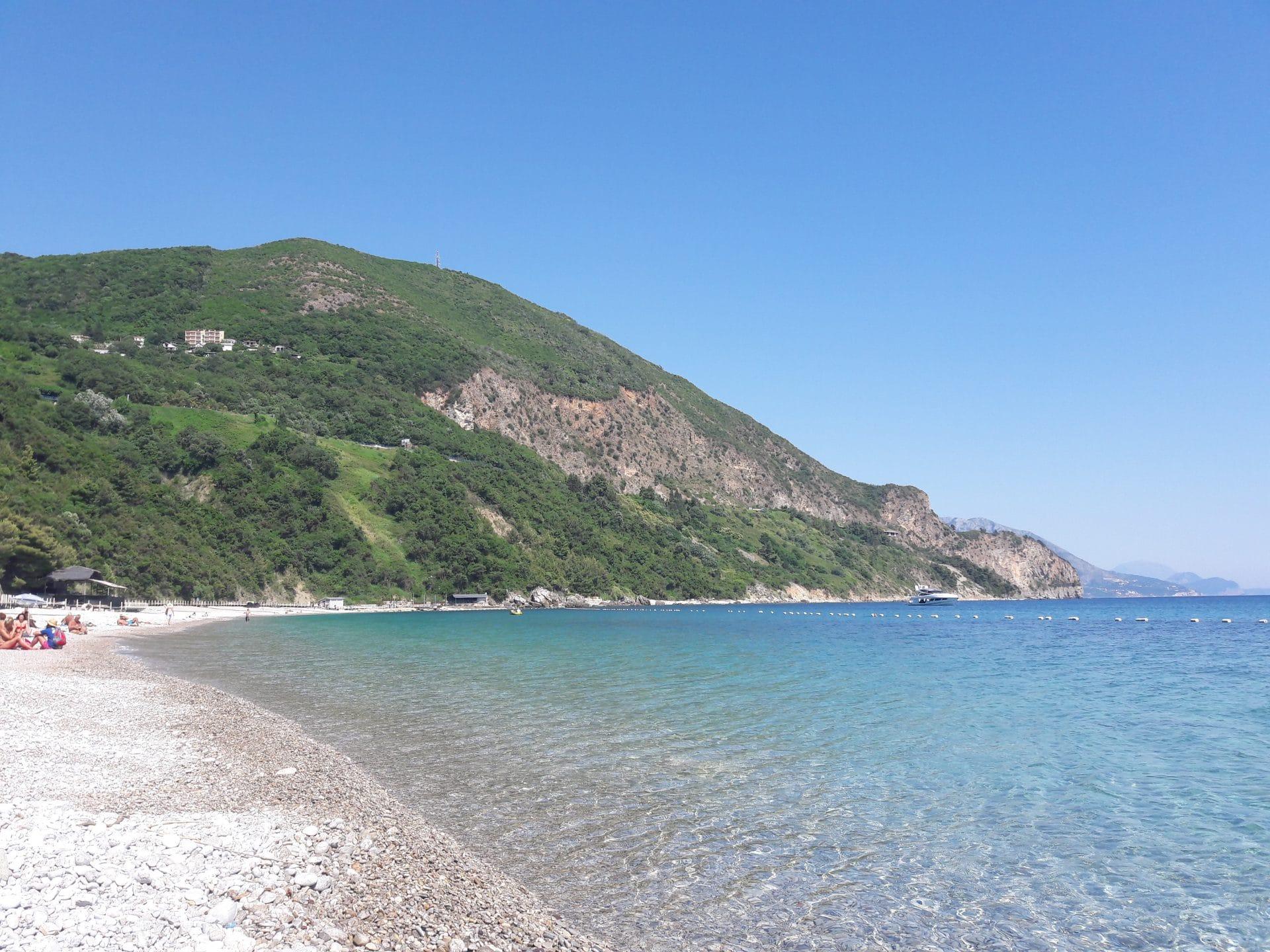 Jaz Beach Budva