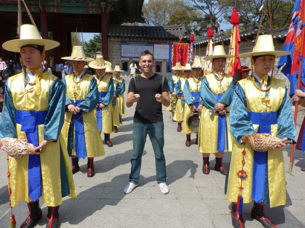 The Dancing Idiot Chapitre 6 : En Corée du Sud !