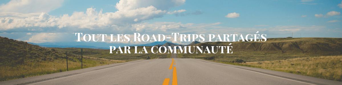 Faire un road trip
