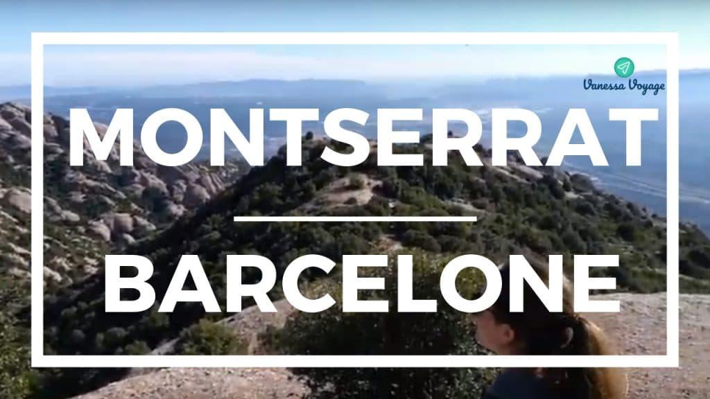 MONTSERRAT : montagne insolite à 1h de Barcelone