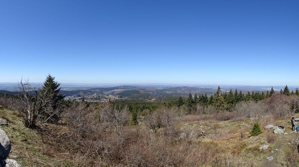 randonnée Heilklima-Park Hochtaunus