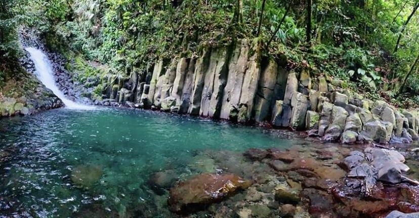 Vieux Habitants Ravine paradis en Guadeloupe