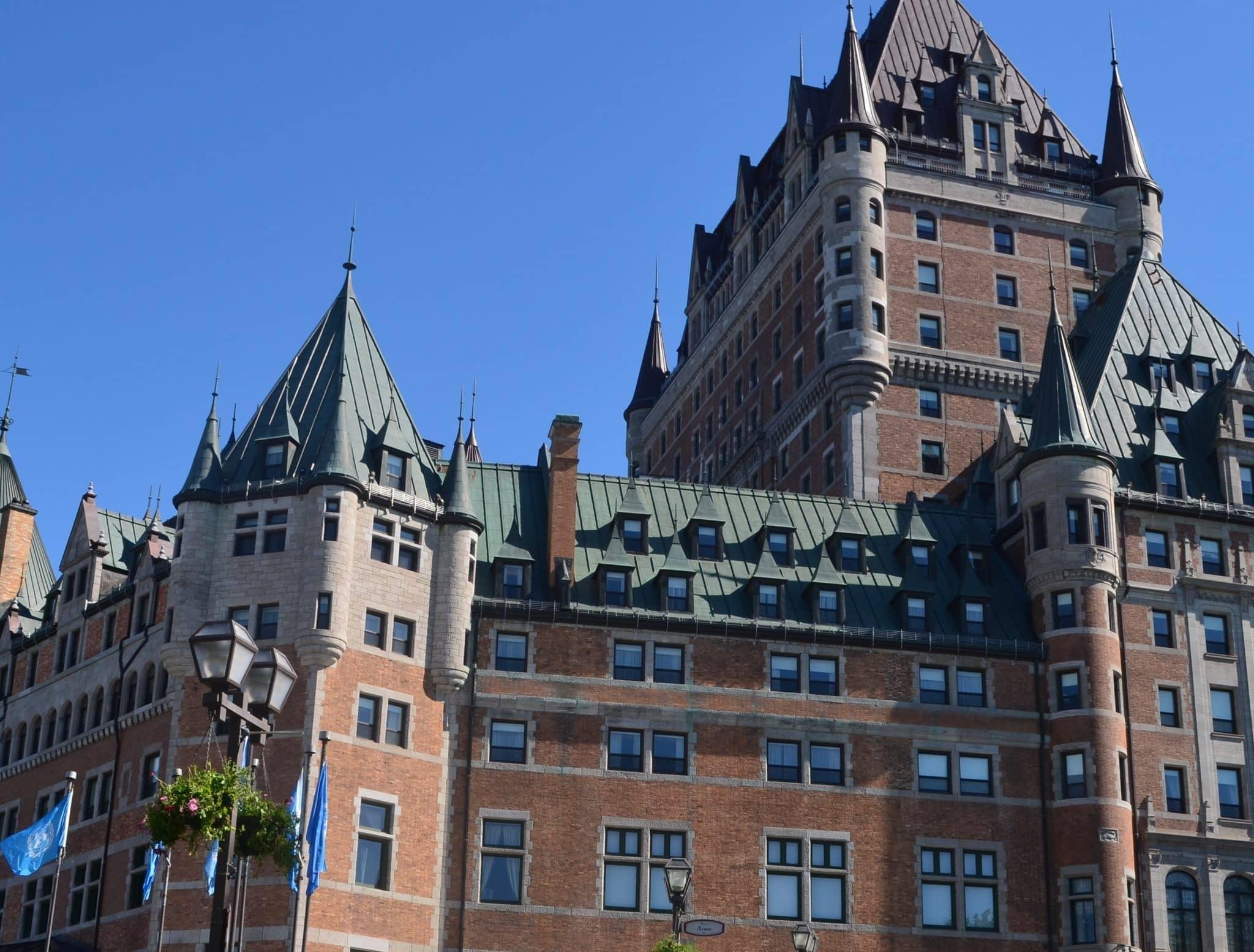 chateau-de-Frontenac-Montreal