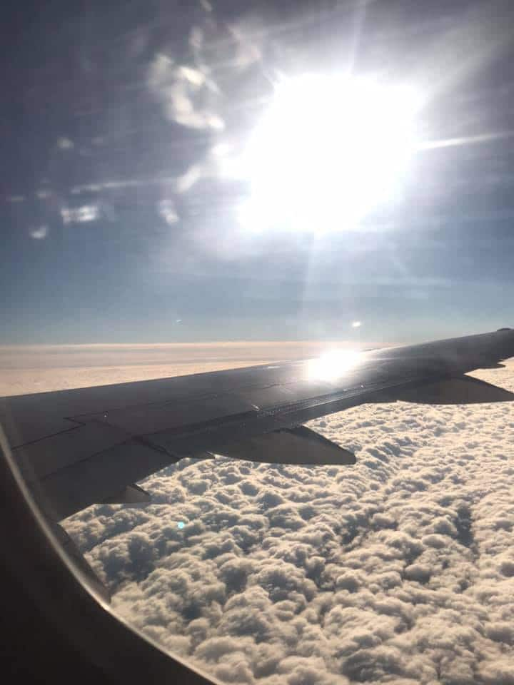 avion pour road trip en pologne