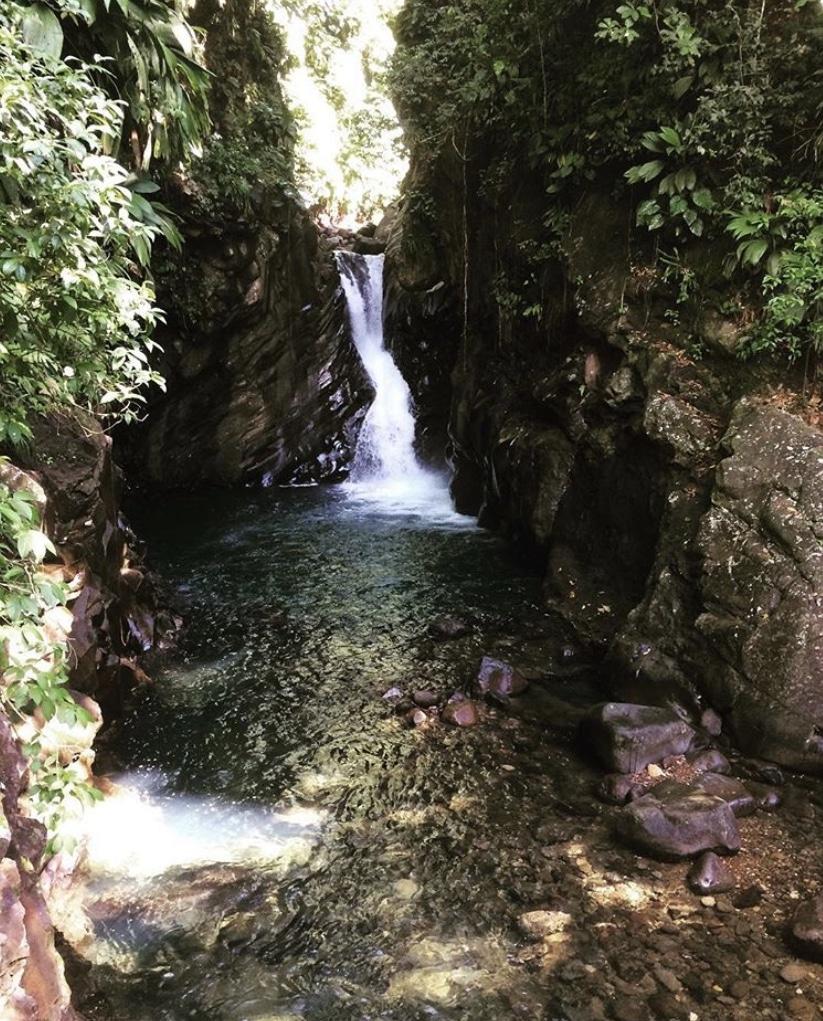 Saint-Claude Cascade de Matouba