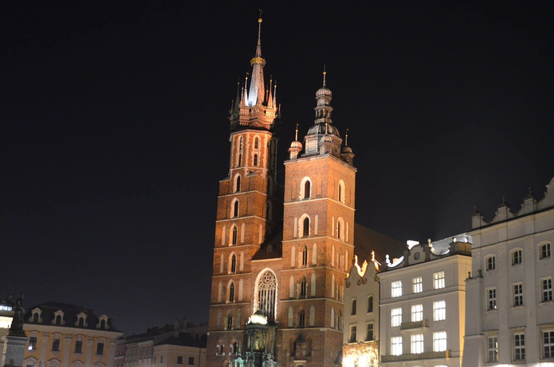 krakow église
