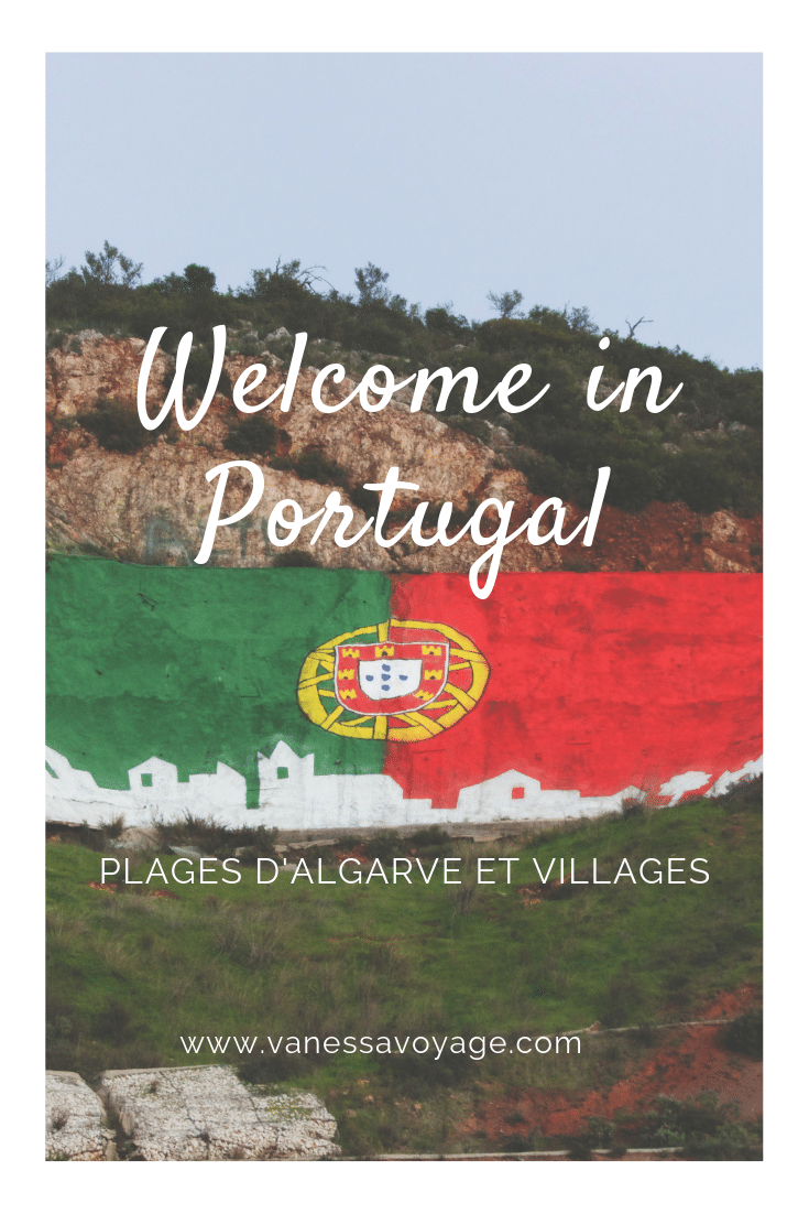 PORTUGAL Bienvenue en Algarve