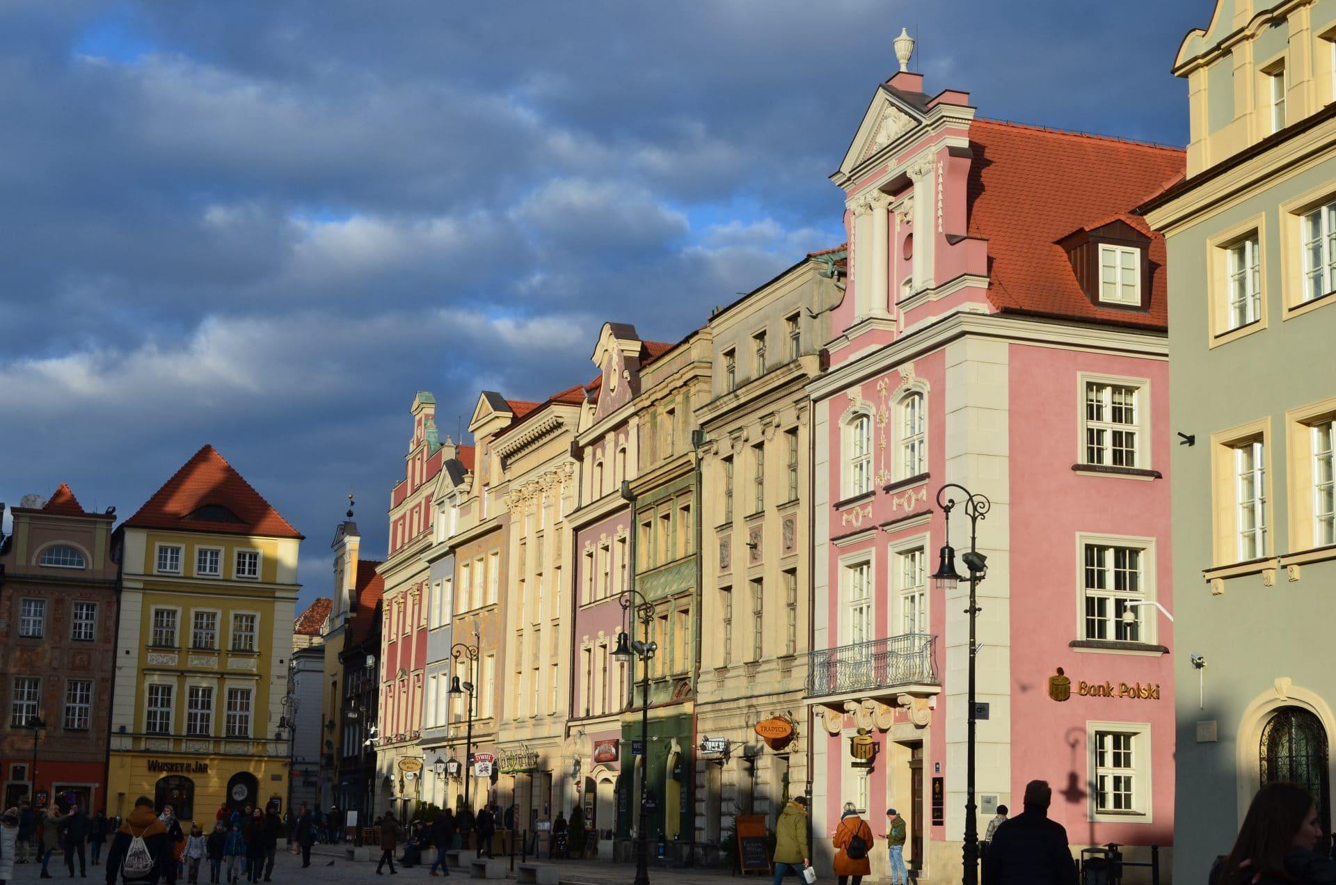 Architecture Poznan Pologne