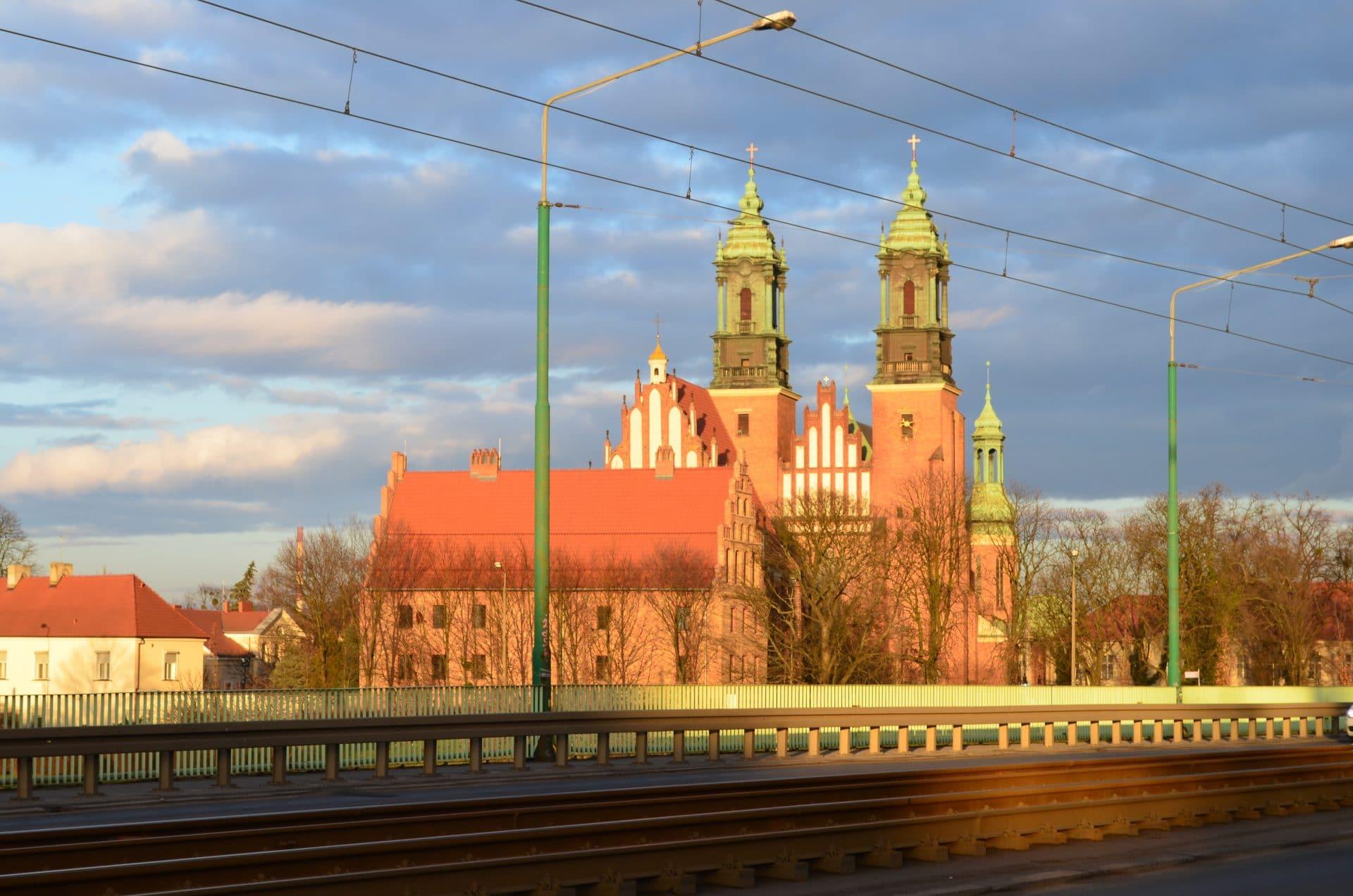 Eglise Poznan en Pologne