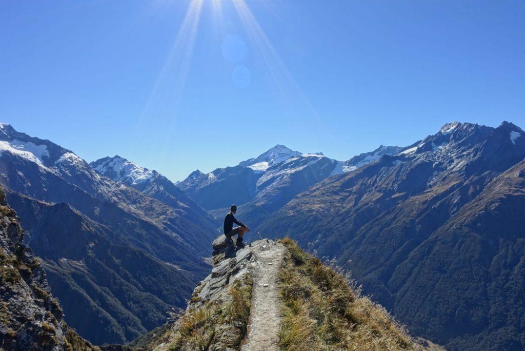 Trek du Te Araroa nouvelle zelande au sommet