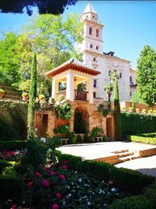 les jardins de l'alhambra road trip andalousie