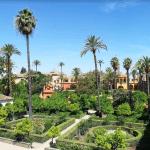 jardins du real alcazar de seville