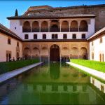la cour des myrthes alhambra