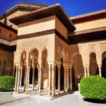 palais des lions alhambra