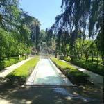 parc maria luisa Seville