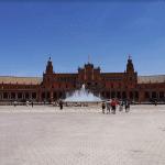 plaza de espana seville road trip andalousie