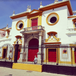 plaza de toros de la Maestranza road trip andalousie
