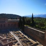 les jardins d'alhambra