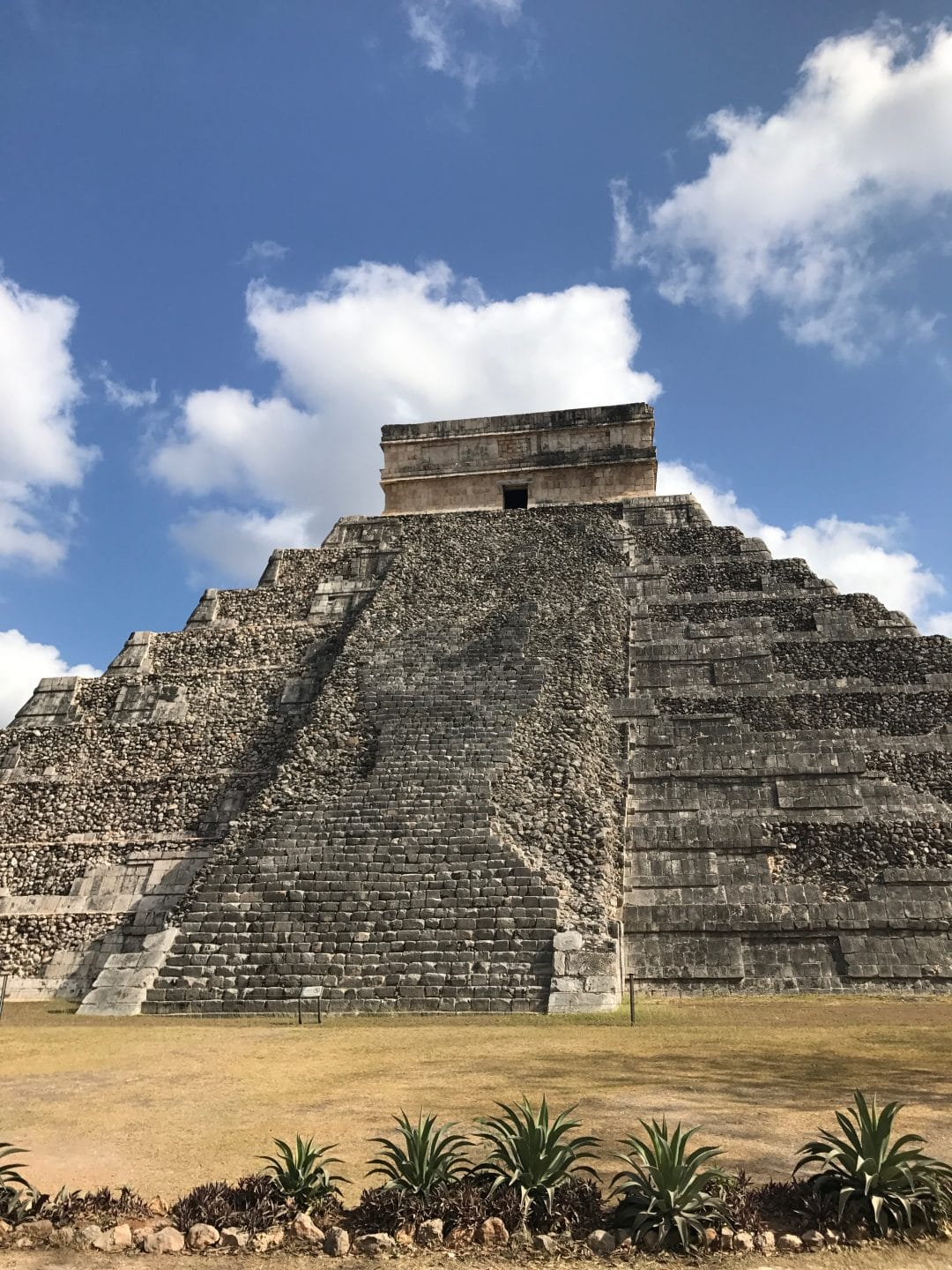Chitzen Itza mexique road trip site maya