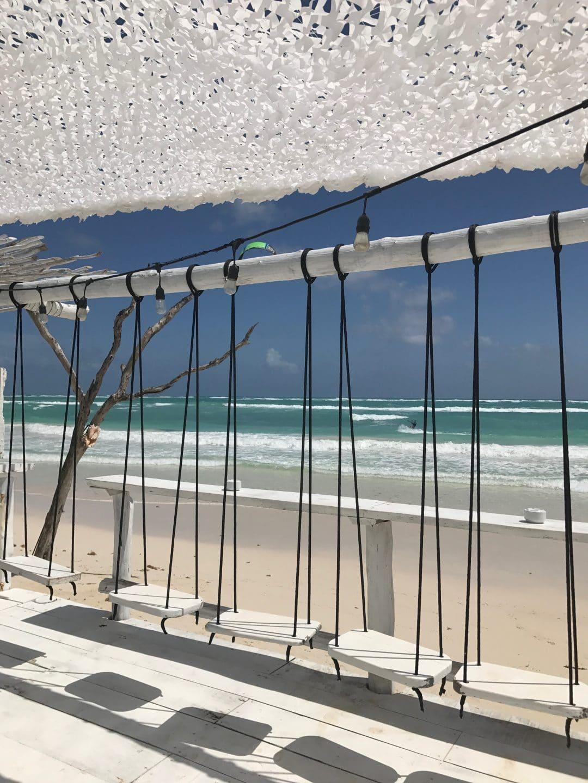 plage de tulum au mexique