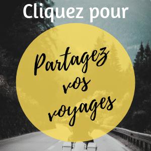 widget partagez vos voyages goyav