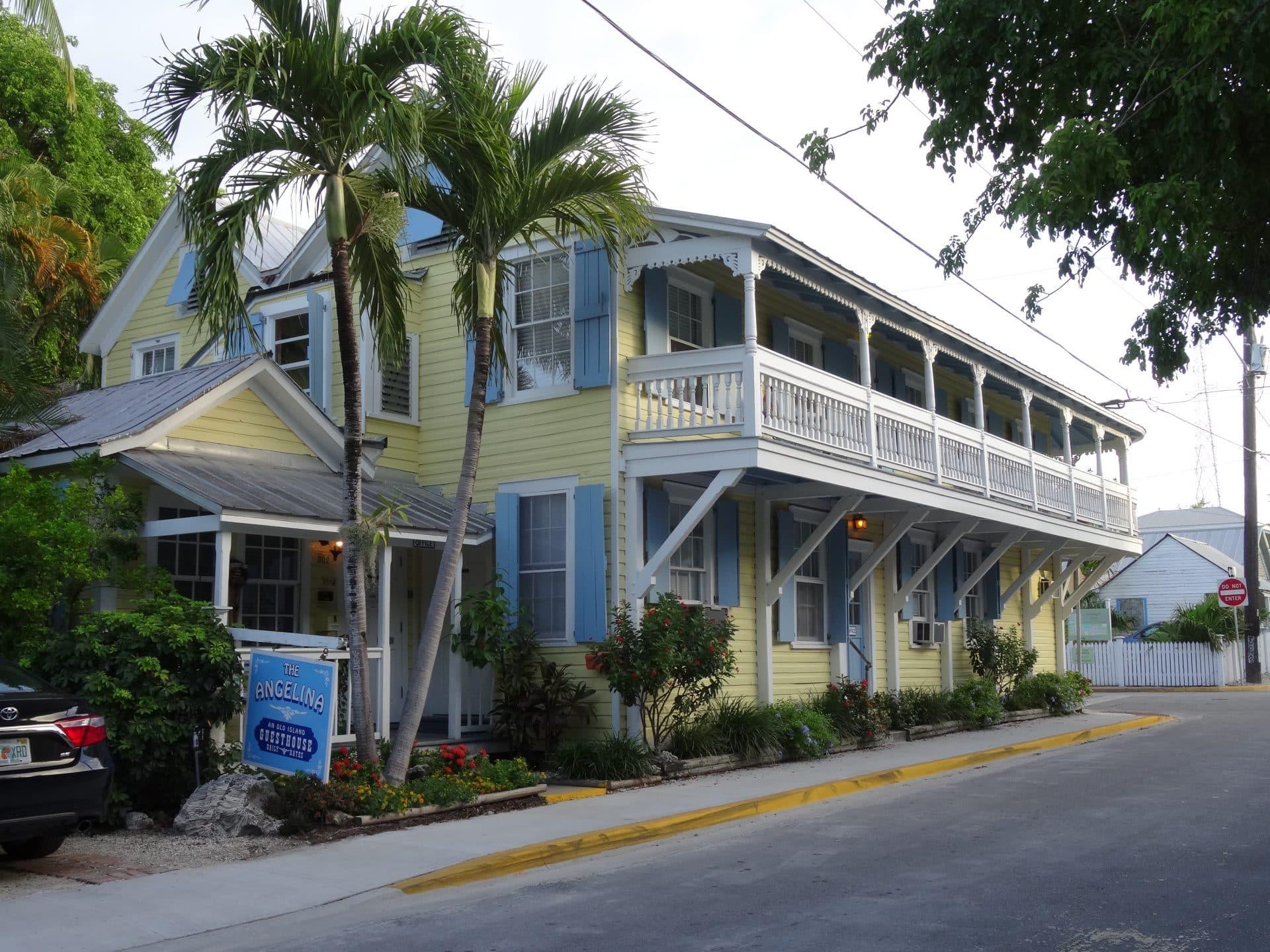 Key West road trip floride