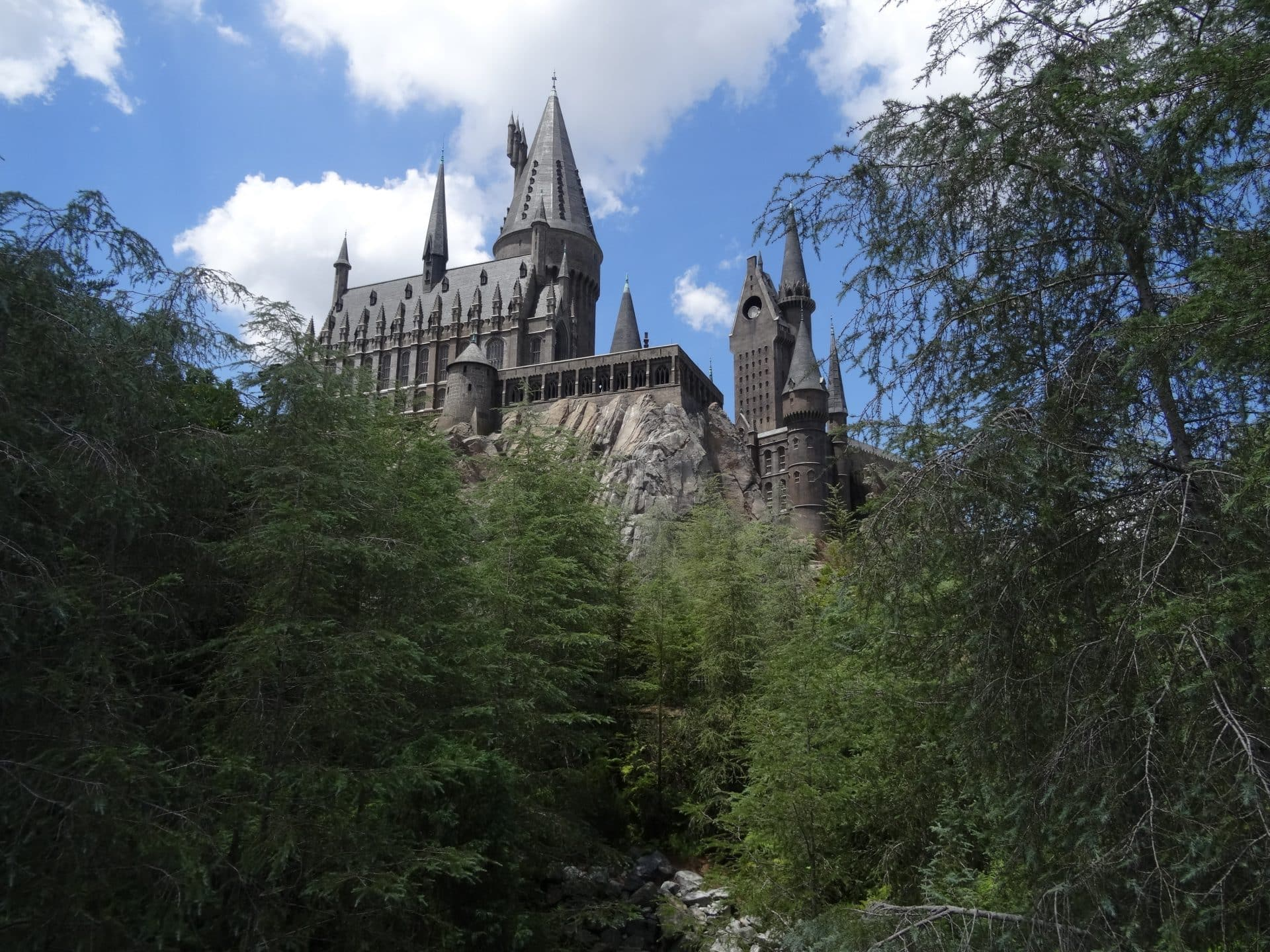 The Wizarding World of Harry Potter road trip Floride