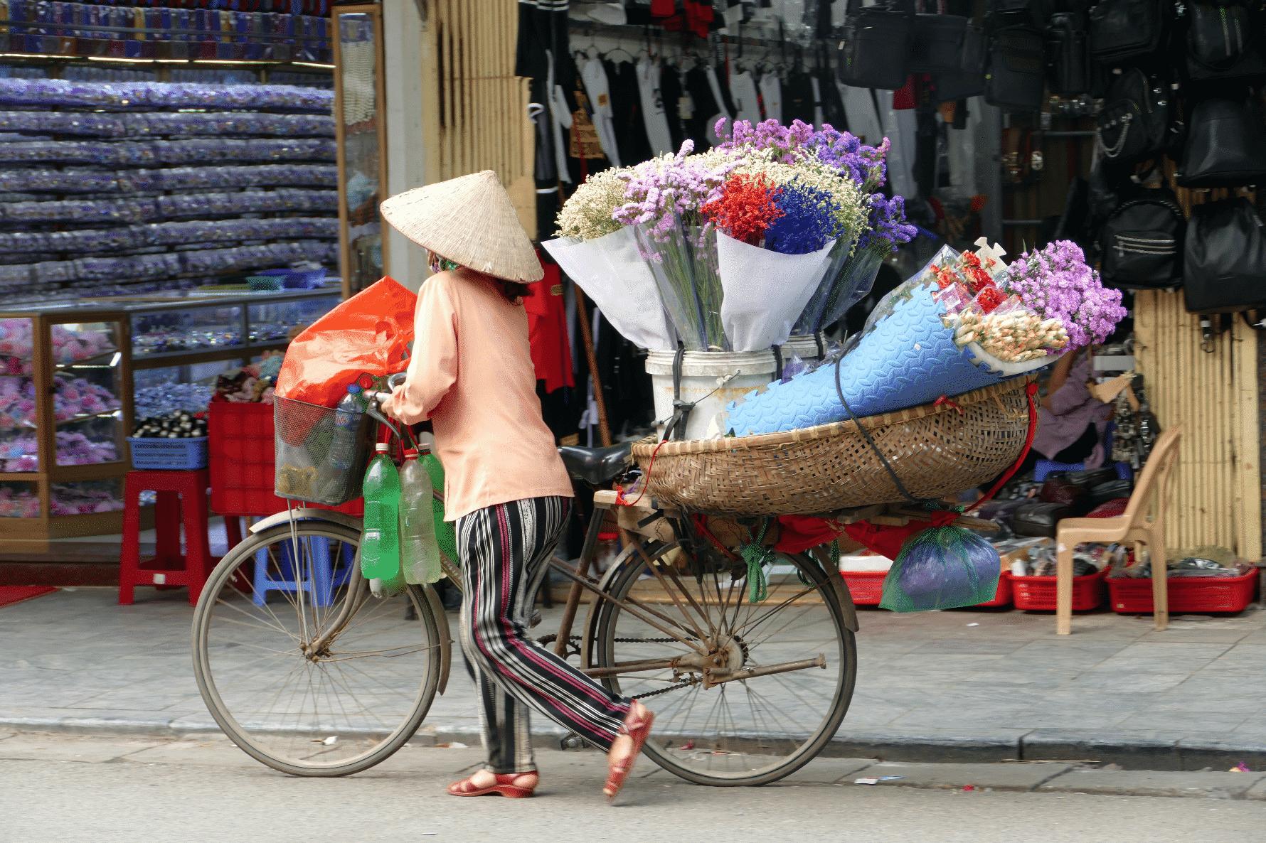 Hanoi nord vietnam carnet de voyage